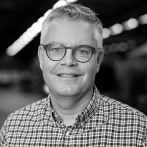 Mikael Ronder, VD